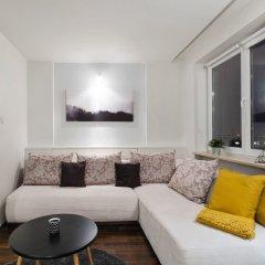 Отель Ujazdowski Park Sunny Apartment Польша, Варшава - отзывы, цены и фото номеров - забронировать отель Ujazdowski Park Sunny Apartment онлайн комната для гостей фото 3