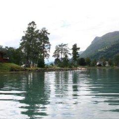 Отель Mindresunde Camping фото 14