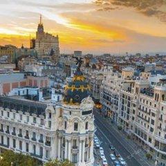 Отель NH Sanvy Испания, Мадрид - отзывы, цены и фото номеров - забронировать отель NH Sanvy онлайн