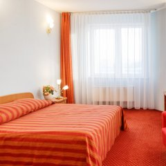 Гостиница МВДЦ Сибирь 4* Стандартный номер фото 10