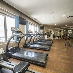 Bristol Hotel фитнесс-зал
