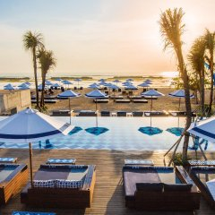 Отель Sofitel Bali Nusa Dua Beach Resort пляж