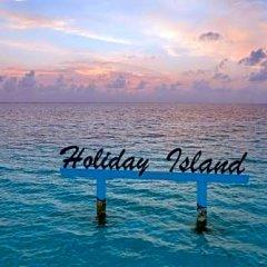 Отель Holiday Island Resort & Spa с домашними животными