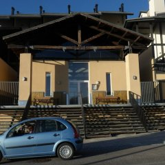Отель Apartamentos Galatino парковка