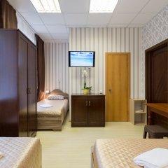 Гостиница Династия Лефортово комната для гостей фото 2