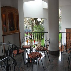 Отель Ristorante Donato Кальвиццано балкон