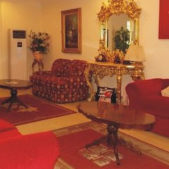 The Ambassador's Hotel интерьер отеля