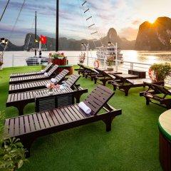 Отель Halong Lavender Cruises бассейн