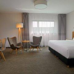 Отель Four Points by Sheraton Warsaw Mokotow комната для гостей фото 3
