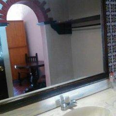 Отель Parador St Cruz Мексика, Креэль - отзывы, цены и фото номеров - забронировать отель Parador St Cruz онлайн ванная фото 2
