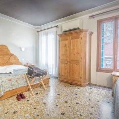 Отель Locanda Ai Bareteri комната для гостей