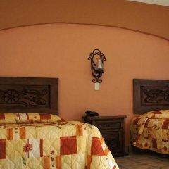 Отель El Pescador Hotel Мексика, Пуэрто-Вальярта - отзывы, цены и фото номеров - забронировать отель El Pescador Hotel онлайн комната для гостей фото 2