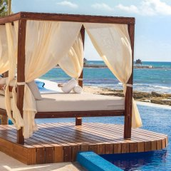 Отель Senses Riviera Maya by Artisan -Gourmet All Inclusive - Adults Only пляж