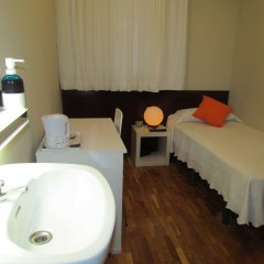 Отель Barcelona City Seven Барселона ванная