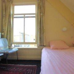 Отель Museumzicht Нидерланды, Амстердам - 1 отзыв об отеле, цены и фото номеров - забронировать отель Museumzicht онлайн комната для гостей фото 5