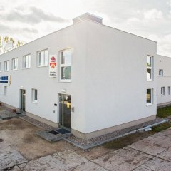 Hostel Rakieta Гданьск парковка