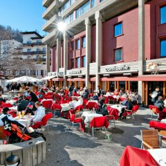 Отель Hauser Swiss Quality Hotel Швейцария, Санкт-Мориц - отзывы, цены и фото номеров - забронировать отель Hauser Swiss Quality Hotel онлайн помещение для мероприятий