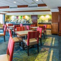 Отель Comfort Suites Manassas Battlefield Park питание фото 2