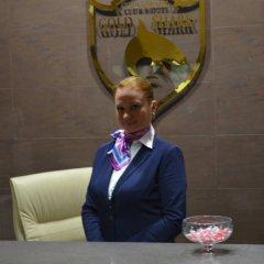 Hotel Gold Shark интерьер отеля фото 3