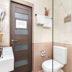 Мини-Отель Брусника Полежаевская ванная фото 2