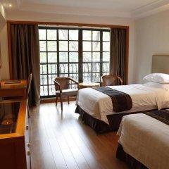 Отель Customs Hotel Китай, Гуанчжоу - отзывы, цены и фото номеров - забронировать отель Customs Hotel онлайн комната для гостей фото 5
