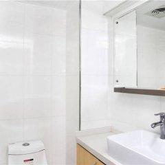 Апартаменты Xingfu Huafu Apartment ванная