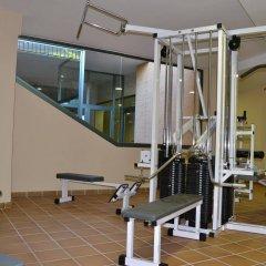 Отель California Palace фитнесс-зал фото 3