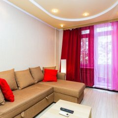Апартаменты Begovaya Apartment Москва комната для гостей фото 3