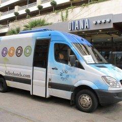 Отель Senator Barajas городской автобус