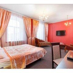 Гостиница Самара Люкс 3* Стандартный номер разные типы кроватей фото 5