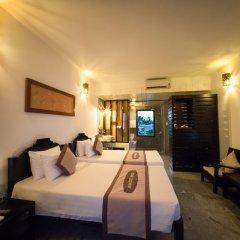 Отель Hoi An Coco River Resort & Spa комната для гостей фото 3