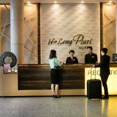 Отель Halong Pearl Халонг интерьер отеля