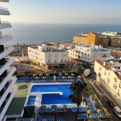 Отель Gran Cervantes by Blue Sea бассейн фото 3