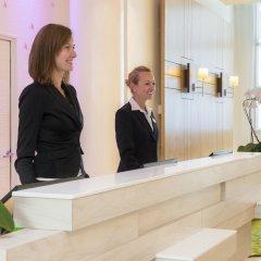 Hotel Ampere интерьер отеля фото 2