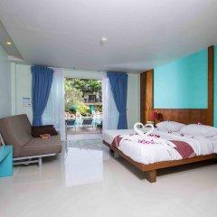 Отель Baan Karon Resort комната для гостей фото 2