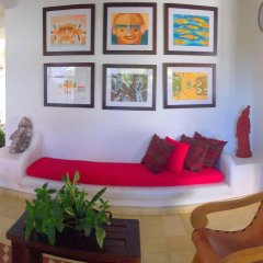 Hotel Amaca Puerto Vallarta - Adults Only интерьер отеля фото 2