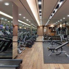 Отель Courtyard by Marriott Seoul Namdaemun Южная Корея, Сеул - отзывы, цены и фото номеров - забронировать отель Courtyard by Marriott Seoul Namdaemun онлайн фитнесс-зал фото 2