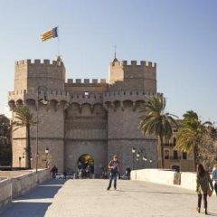 Отель Sorolla Centro Испания, Валенсия - отзывы, цены и фото номеров - забронировать отель Sorolla Centro онлайн спортивное сооружение