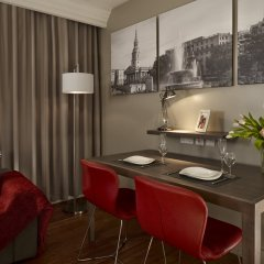 Отель Citadines Trafalgar Square London удобства в номере