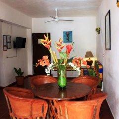 Отель Suites Plaza Del Rio Пуэрто-Вальярта питание фото 2