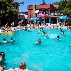 Отель Party Hotel Zornitsa Болгария, Солнечный берег - отзывы, цены и фото номеров - забронировать отель Party Hotel Zornitsa онлайн фитнесс-зал