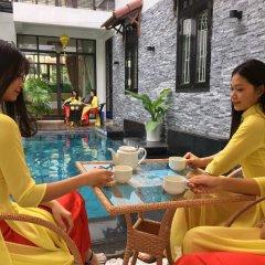 Отель Anh Family Homestay бассейн фото 2