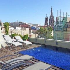 Апартаменты Catedral Bas Apartments Барселона бассейн фото 2