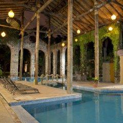 Отель Fiesta Americana Hacienda San Antonio El Puente Cuernavaca Ксочитепек бассейн фото 2
