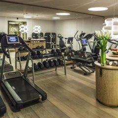 Отель InterContinental Davos Швейцария, Давос - отзывы, цены и фото номеров - забронировать отель InterContinental Davos онлайн фитнесс-зал