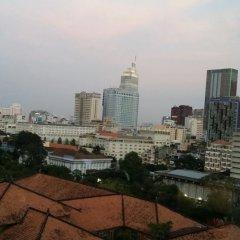 Отель Central Palace Hotel Вьетнам, Хошимин - отзывы, цены и фото номеров - забронировать отель Central Palace Hotel онлайн балкон