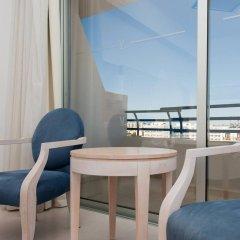 Отель Vrissiana Beach Hotel Кипр, Протарас - 1 отзыв об отеле, цены и фото номеров - забронировать отель Vrissiana Beach Hotel онлайн балкон