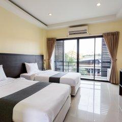 Baan Phor Phan Hotel комната для гостей фото 4
