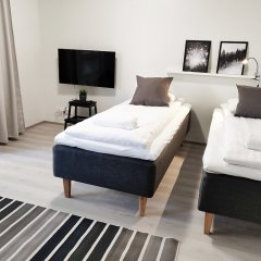Отель Hiisi Homes Helsinki Pasila комната для гостей