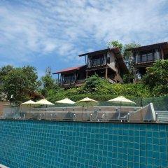 Отель Alama Sea Village Resort Ланта бассейн фото 2
